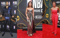 Photo: Kate Beckinsale attends the 2019 NBA Awards