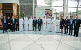 Photo: Chinese delegation visits Dubai to share expertise