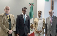 Photo: UAE, Mexico boosting cooperation