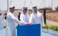 Photo: World's largest offshore oil platforms inaugurated in UAE