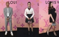 Photo: Louis Vuitton exhibition opening: Nina Dobrev, Miranda Kerr, Jaden Smith...