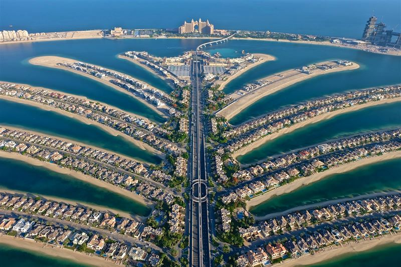 See Dubai from a whole new point of view, 240 metres above world-famous Palm  Jumeirah - News - Emirates - Emirates24|7