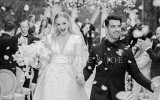Photo: Sophie Turner and Joe Jonas share wedding photo