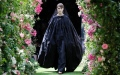 Photo: Off with their heels! Dior leads footwear revolution
