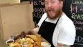 Photo: Scottish chef has created 4,000 calorie food box