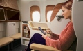 Photo: Emirates' US-bound passengers soon to have Wi-Fi, live TV over the North Pole