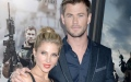 Photo: Chris Hemsworth used wife's La Mer cream to treat sunburn