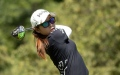 Photo: South Korea's Kim seizes LPGA lead with bogey-free 64