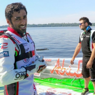 Photo: Team Abu Dhabi race towards world endurance crown with victory in Poland