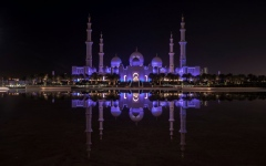 Photo: More than 4 million visitors to Sheikh Zayed Mosque in H1 of Year of Tolerance