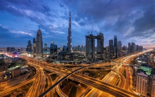 Photo: Dubai recognised as leading business destination at World Travel Awards 2019