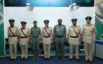 Photo: Dubai Police foil two drug smuggling attempts