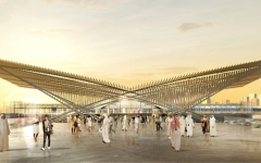 Photo: Dubai developing transport system to serve 25 million for Expo 2020 Dubai