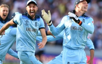 Photo: England v New Zealand: World Cup final talking points