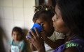 Photo: 20m children miss out on lifesaving measles, diphtheria and tetanus vaccines in 2018