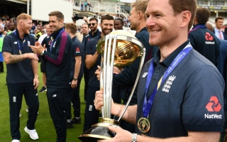 Photo: Strauss urges England star Stokes to stay grounded after World Cup