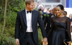 Photo: Duke and Duchess of Sussex make Time's list of influential internet stars