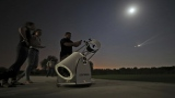 Photo: UAE witnesses partial lunar eclipse