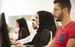 Photo: UAE fastest adopters of computer-delivered IELTS