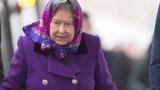 Photo: Queen Elizabeth needs a chef
