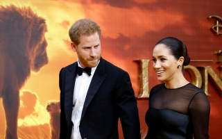 Photo: Prince Harry and Duchess Meghan to spend Christmas with Meghan's mother