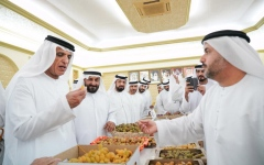 Photo: RAK Ruler launches Date Beauty Contest Exhibition