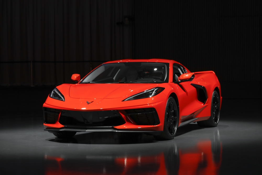 New mid-engine Corvette starts under $60,000