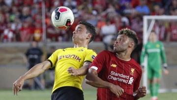 Photo: Dortmund sink Liverpool in US tour opener