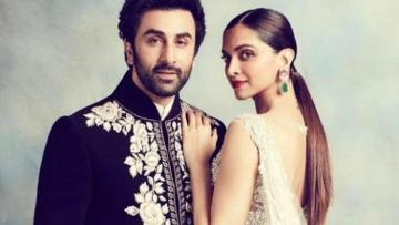 Photo: When Deepika met Ranbir with Luv