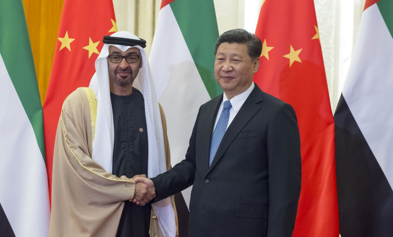 Photo: UAE and China mark 35 years of constructive cooperation, development and stability