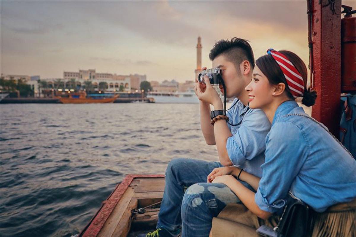 Photo: Dubai Tourism launches new digital audio tours on WeChat mini program