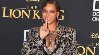 Photo: Beyoncé doesn't care about designer labels
