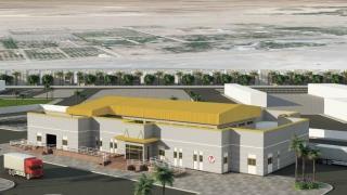 Photo: DPW begins construction of Khorfakkan Abattoir