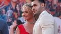 Photo: Britney Spears and Sam Asghari make red carpet debut