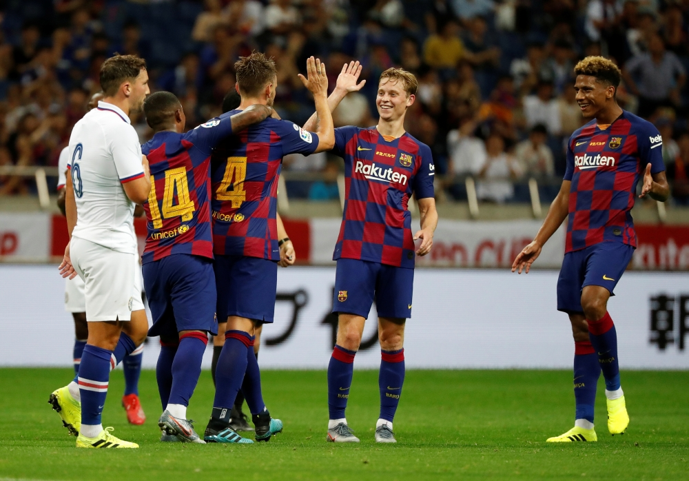 Photo: Chelsea clinch 2-1 win over Barcelona in Japan friendly