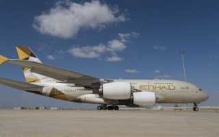 Photo: Etihad Airways most punctual airline in Middle East for first half of 2019