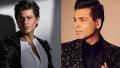 Photo: Karan reunites with SRK
