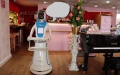 Photo: Restaurant chain unveils robotic waitresses