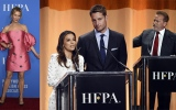 Photo: HFPA Grants Banquet 2019: Eva Longoria, Arnold Schwarzenegger...