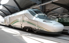 Photo: Haramain High-Speed Rail provides fast, comfortable, safe travel to pilgrims: Report