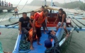 Photo: 25 dead, 55 rescued after boats capsized in Philippines