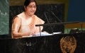 Photo: Former Indian Foreign Minister Sushma Swaraj passes away