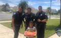 Photo: Florida boy calls 911 to order pizza, gets lesson and a pie