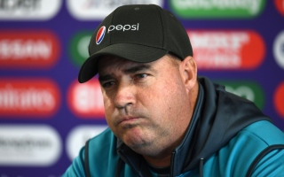 Photo: Pakistan dump coach Arthur after World Cup flop