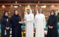Photo: Marhaba unveils newly expanded airport lounge at Dubai International Airport