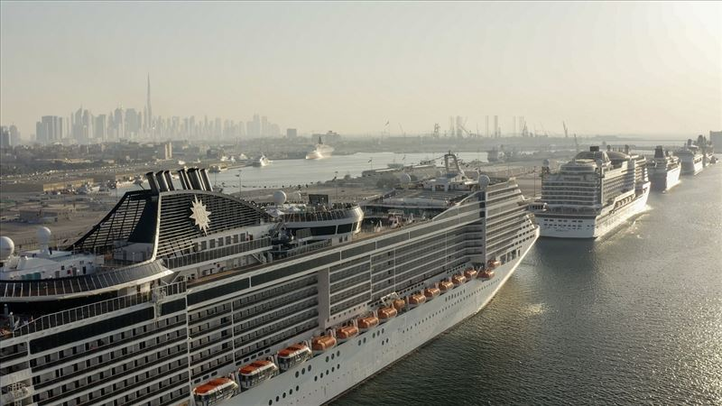 Dubai firms up position as region's top cruise destination with 51