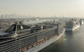 Photo: Dubai firms up position as region's top cruise destination with 51% rise in tourist footfall