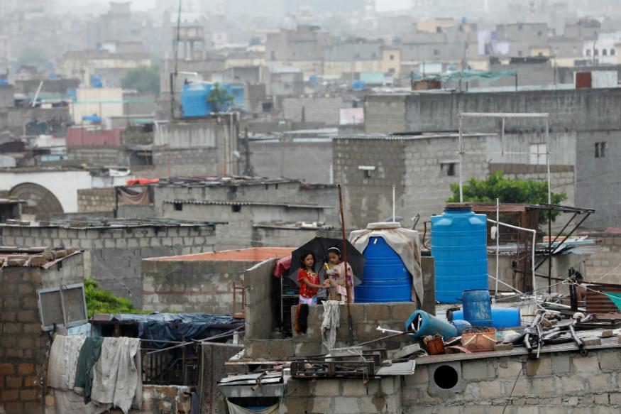 Nearly two dozen killed as heavy rains inundate Pakistan's Karachi