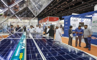 Photo: WETEX 2019 and Dubai Solar Show 2019 to show best solutions in clean energy