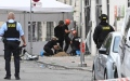 Photo: Police in Sweden arrest suspect in Denmark tax office blast